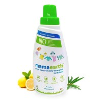 Mamaearth Plant Based Laundry Detergent, 200ml