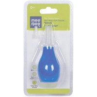 Mee Mee Soft Nozzle Nasal Aspirator (Blue)