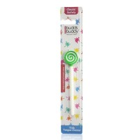 Buddsbuddy Kids Tongue Cleaner, Green