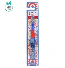Buddsbuddy Kids Toothbrush (Blue)