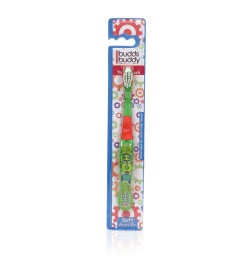 Buddsbuddy Kids Toothbrush (Green)