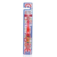 Buddsbuddy Kids Toothbrush (Red)