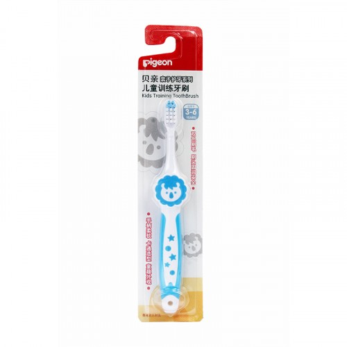 Pigeon Training Toothbrush (Blue)