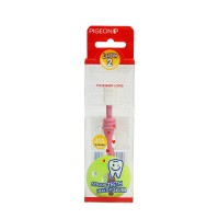 Pigeon Training Toothbrush L-2 (Pink)