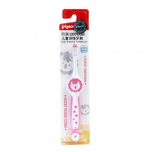 Pigeon Training Toothbrush (Pink)