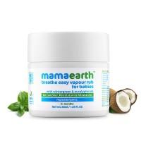 Mamaearth Breathe Easy Vapour Rub, 50ml