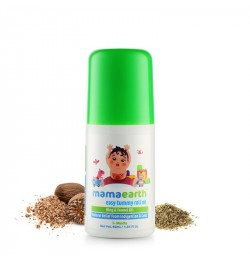 Mamaearth Easy Tummy Roll On, 40ml