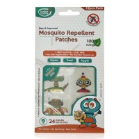 Buddsbuddy Mosquito Repellent Patches, 12pcs
