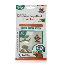 Buy Buddsbuddy Mosquito Repellent Patches, 12pcs Online in India