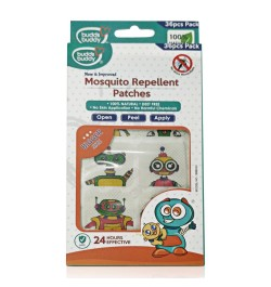 Buy Buddsbuddy Mosquito Repellent Patches, 36pcs Online in India