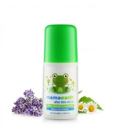 Mamaearth After Bite Roll On, 40ml