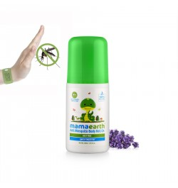 Buy Mamaearth Anti Mosquito Body Roll On, 40ml Online in India