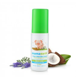 Buy Mamaearth Clean Cuties Skin Cleaner removes ink & crayon marks from skin, 100ml Online in India