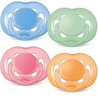 Philips Avent Plan Avent Freeflow Pacifiers 6-18m