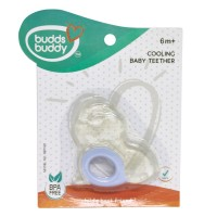 Buddsbuddy	Cooling Teether, Blue