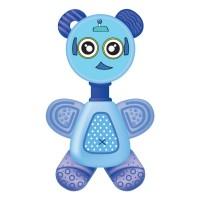 Buddsbuddy Premium Baby Flexi Teether, Blue