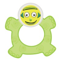 Buddsbuddy Premium Baby Teether, Green
