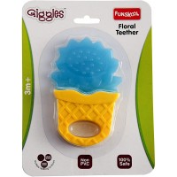 Giggles Floral Teether