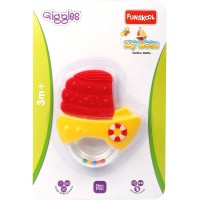 Giggles My Boat Teether Rattle 2015, Multi Color