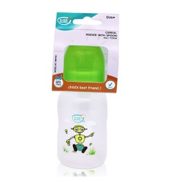 baby feeding bottle  Green