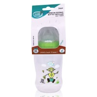 Buddsbuddy Premium Feeding Bottle Regular, 125ml, Green
