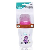 Buddsbuddy Premium Feeding Bottle Regular, 125ml, Pink
