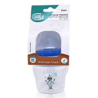 Buddsbuddy Premium Feeding Bottle Regular, 60ml, Blue