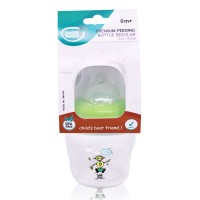 Buddsbuddy Premium Feeding Bottle Regular, 60ml, Green