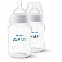 Philips Avent Classic Feeding Bottle (260ml) (Twin Pack)
