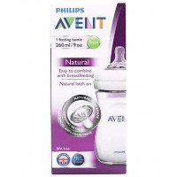 Philips Avent Natural Baby Bottle (260ml)