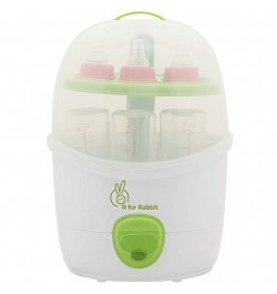 R for Rabbit Peter Fighter Plus - The Baby Bottle Steam Sterilizer