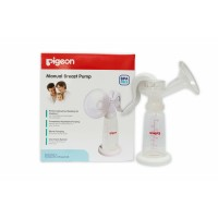 Pigeon Manual Breast Pump With Pp200Ml – Standard