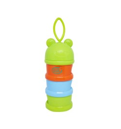 Buddsbuddy Baby Milk Powder Dispenser, Green, (Age: 3m+)