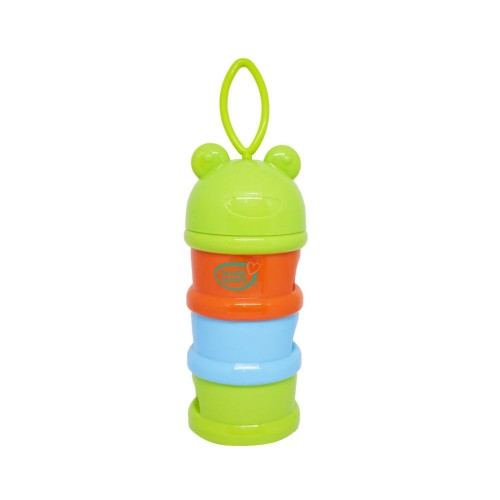 Buddsbuddy Baby Milk Powder Dispenser, Green, (Age: 3m+)