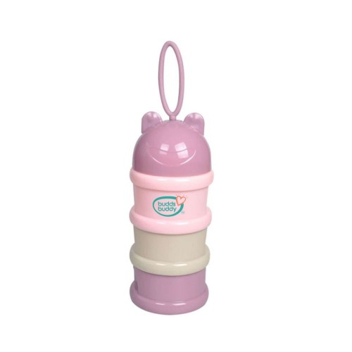 Buddsbuddy Baby Milk Powder Dispenser, Multi color, (Age: 3m+)