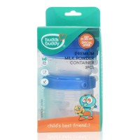 Buddsbuddy Premium Milk Powder Container 3Pcs,BB7088,Blue