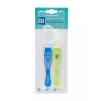 Mee Mee 3 In 1 Baby Weaning Spoon