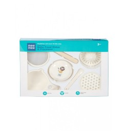 Mee Mee 5 In 1 Baby Food Maker & Processor