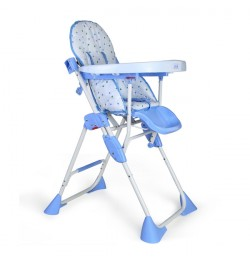 Buy Luvlap Comfy Baby High Chair – Blue Online in India