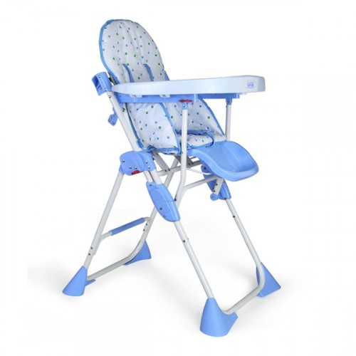 Luvlap Comfy Baby High Chair – Blue