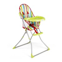 Luvlap Sunshine Baby High Chair – Green