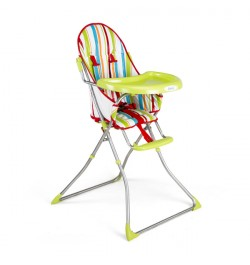 Buy Luvlap Sunshine Baby High Chair – Green Online in India