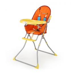 Buy Luvlap Sunshine Baby High Chair – Yellow Online in India