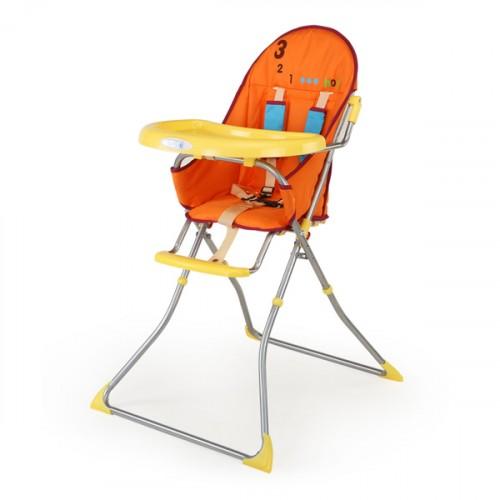 Luvlap Sunshine Baby High Chair – Yellow