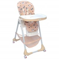 R for Rabbit Marshmallow - The Smart High Chair for Baby (Beige)