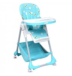 Buy R for Rabbit Marshmallow - The Smart High Chair for Baby (Green) Online in India