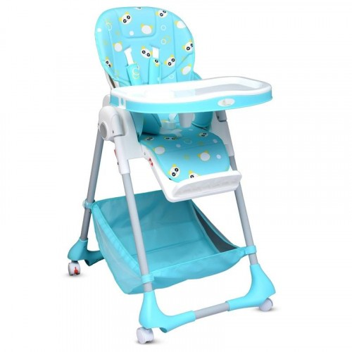 R for Rabbit Marshmallow - The Smart High Chair for Baby (Green)