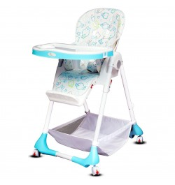 Buy R for Rabbit Marshmallow - The Smart High Chair for Baby (White) Online in India