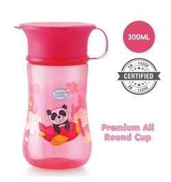 BuddsbuddyPremium All round cup 1Pc,300ml, Pink
