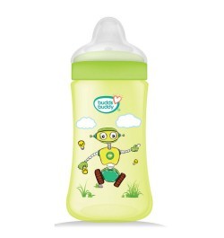 Buddsbuddy	Premium Sports sipper with Soft Spout, 360ml, Green